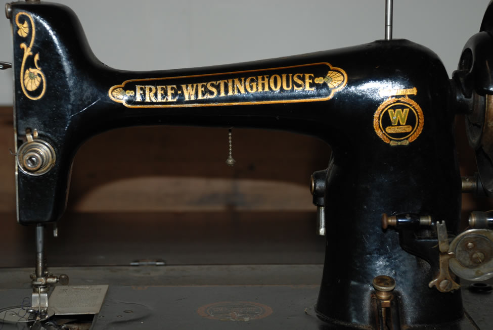 Free-Westinghouse Sewing Machine Style # 1172260-A - (Tinley Park
